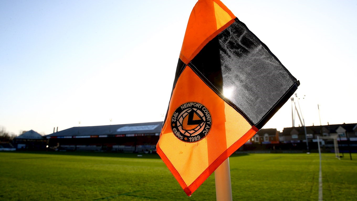 A photo of Newport County's Rodney Parade