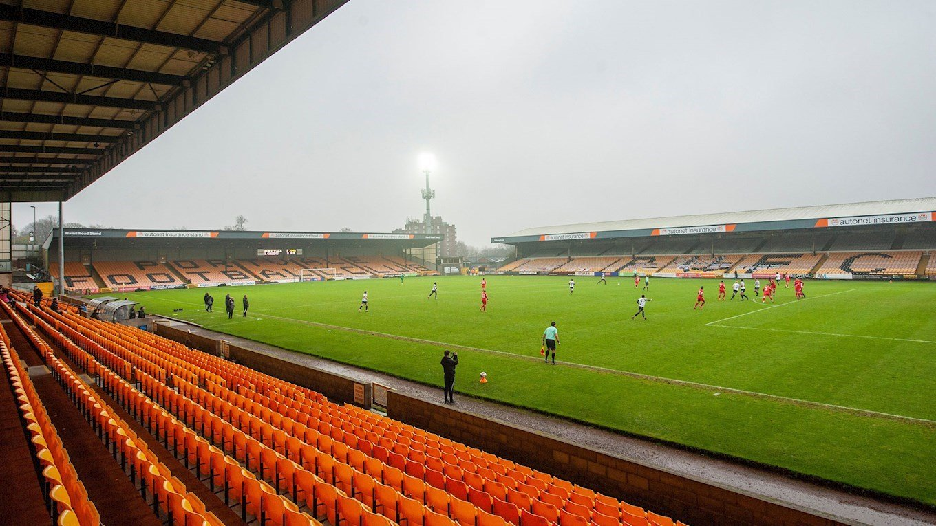 A photograph of Vale Park