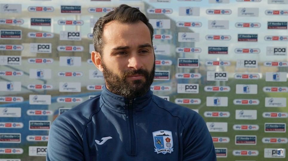 Sam Hird - Defender - First Team - Barrow Association Football Club